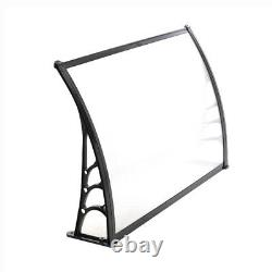ABS Front Door/Window Canopy Sunshade Awning Shelter Patio Roof Rain Cover Porch