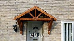 Apex Front Door Oak Porch Canopy