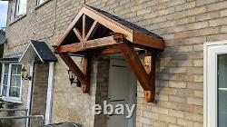 Apex Front Door Pine Porch Canopy