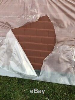 Canopy Rain shade Sun Shelter cover front door porch DIY