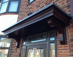 DELTA DOOR CANOPY GRP FIBREGLASS OVERDOOR FRONT PORCH CANOPY SIZE UPTO 3000mm