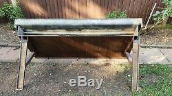 DOOR CANOPY GRP FIBREGLASS OVERDOOR FRONT PORCH CANOPY Grey anthracite/Brown