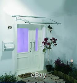 Door Canopy Aquila 1500mm x 920mm Door Awning, Smoking Shelter, Porch Cover