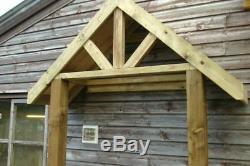 Door Canopy Porch & STILTS LARGE & DEEP