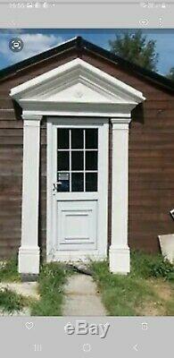Door Canopy Porch Surround