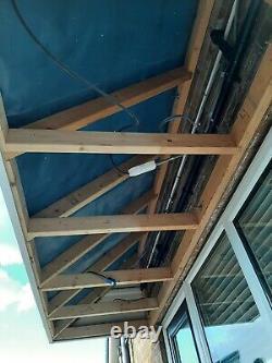 Door Porch Canopy