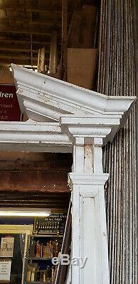 Door Surround Portigo Porch Canopy pilaster victorian