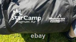 Dorema StarCamp Magnum Air 260 4000mm Inflatable Caravan Porch awning Lunar etc