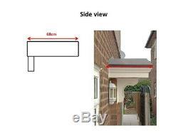 Fibreglass Door Porch Canopy # Mint condition #