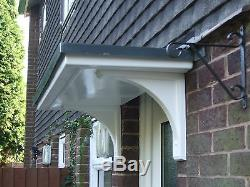 Flat Top Driproll Style Grp Front Door Canopy /porch Only £120