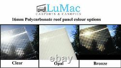 Front Back Side door Canopy roof cover bin storage shelter dry canopy porch