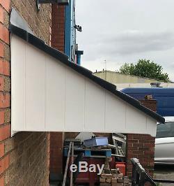 GRP Fibreglass Door Porch 2mtr Canopy Hatchmere Edition