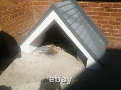 GRP Fibreglass Door Porch 6FT Canopy Windermere Edition