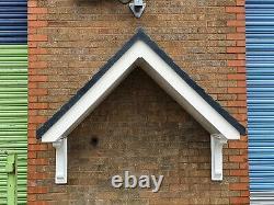 GRP Fibreglass Door Porch Canopy Blakemere Edition