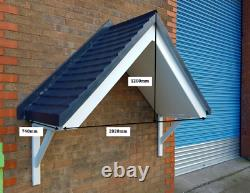 GRP Fibreglass Door Porch Canopy Blakemere Edition