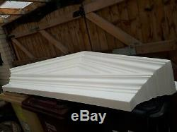 GRP Fibreglass Door Porch Canopy Buttermere Edition