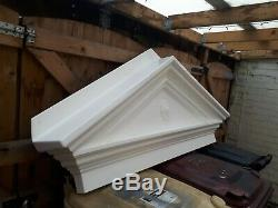GRP Fibreglass Door Porch Canopy Buttermere Edition
