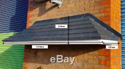 GRP Fibreglass Door Porch Canopy Grasmere Edition