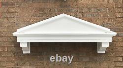 GRP Fibreglass Door Porch Canopy Taxmere Edition