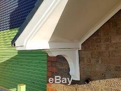 GRP Fibreglass Door Porch Canopy Thirlmere Edition