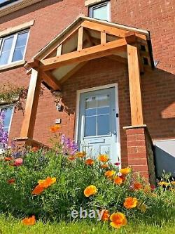 ISABELLE 2 Oak Porch 2000mm W x 900mm d x 1425mm h Delivery to Lincoln ln6 9nq