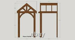 Kieranorthal 0 order for collection bespoke porch as per CAD