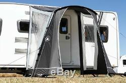 Lightweight Simple Sunncamp Swift 200 Caravan Door Sun Canopy