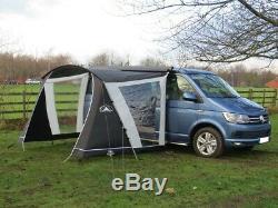 Lightweight Simple Sunncamp Swift 260 Campervan Door Sun Canopy