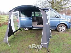 Lightweight Simple Sunncamp Swift 260 Motorhome Door Sun Canopy