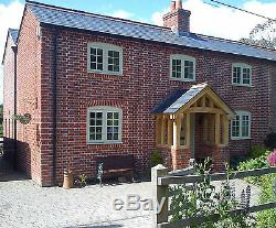 Oak Porch, Doorway, Canopy, Entrance, self build kit porch