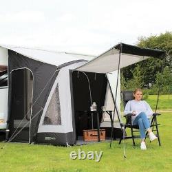 Outdoor Revolution Porchlite 200 AIR Caravan Porch Awning + Canopy Poles 2021