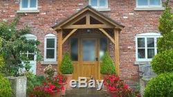 Redwood Grosvenor Porch Door Canopy Brand New Bought But Never Installed