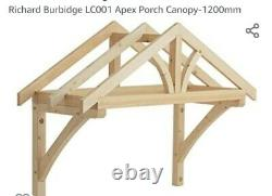 Richard Burbidge Apex Porch Canopy 1200mm