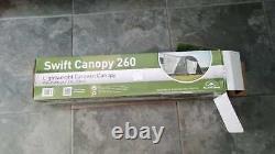 SunnCamp Swift 260 Air Sun Canopy Black/Grey (SF2013)