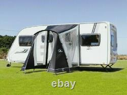 SunnCamp Swift Canopy 200 Caravan Open Fronted Porch Canopy 2019