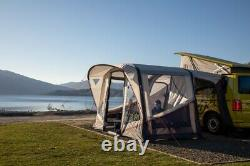 Vango Tolga Air VW Driveaway Awning Shadow Grey for Campervans and Conversions