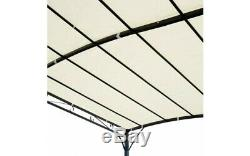 Wall Mounted Awning Door Canopy Porch Patio Tent Gazebo Sunshade Shelter Beige