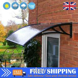 Window Roof Rain Cover Door Canopy Awning Shelter Outdoor Front Back Porch BOA