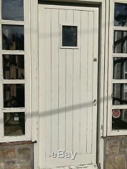 Wooden Front Porch And Door MAKE AN OFFER